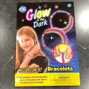 2/$8 or $5 each Glow in the Dark Bracelet